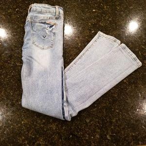 Hudson skinny jeans size 10 for Girls